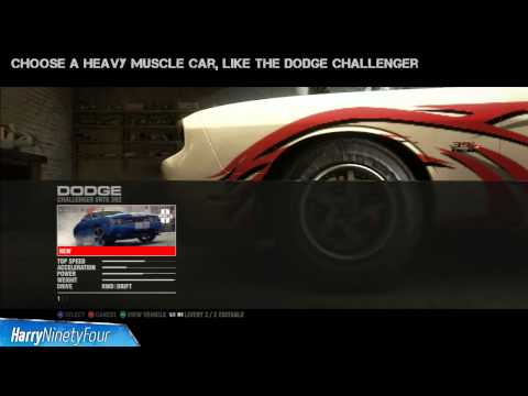 GRID 2 - Shaken, Not Stirred Trophy / Achievement Guide