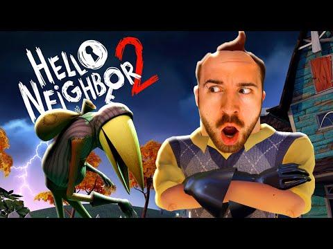 СОСЕД С ПРИВЕТОМ в Hello Neighbor 2