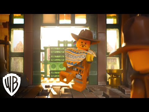 The LEGO Movie - Saloon - Available Now