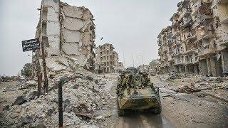 Что происходит с российскими наемниками в Сирии