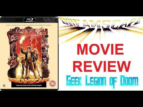 DREAMSCAPE ( 1984 Dennis Quaid ) Sci-Fi Horror Movie Review