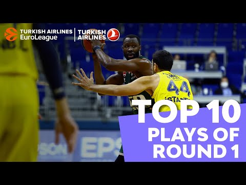 Turkish Airlines EuroLeague Regular Season Round 19 Top 10 Plays