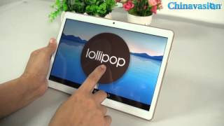 9.7 inch 4G Android Tablet PC Review
