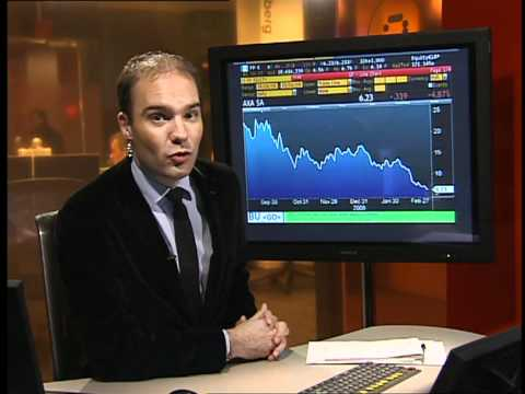 Bloomberg TV, French Channel, Francois Doux