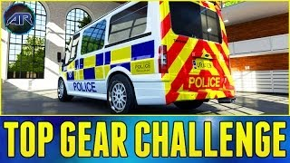 Forza 5 : Top Gear Challenge - POLICE CARS FOR LESS THAN 35,000