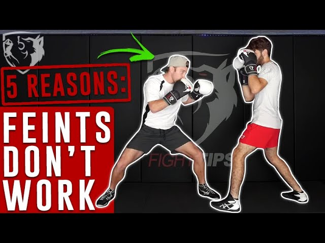 5 Reasons Why Your FEINTS Don't Work!