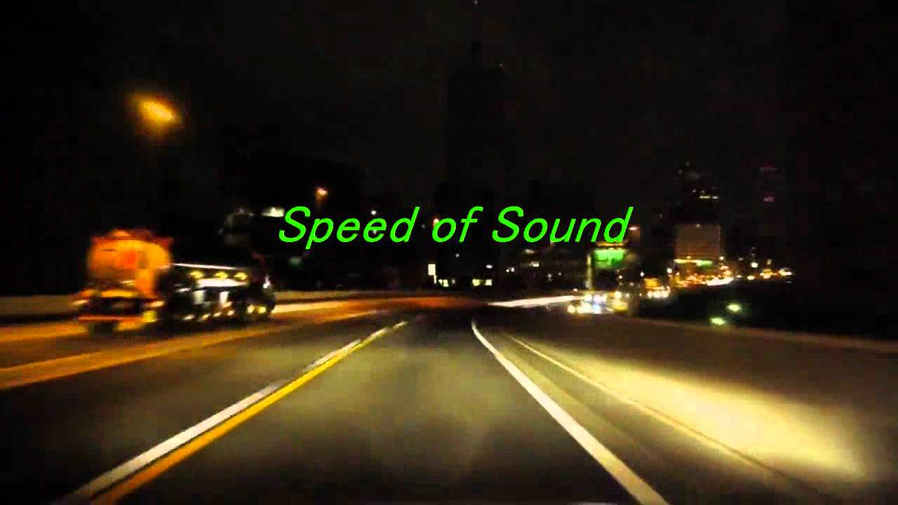 speed of sound by - photo #34