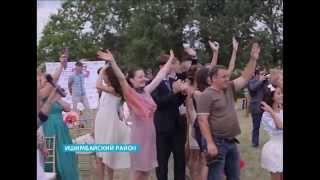 Молодожёны из Стерлитамака сыграли свадьбу в воздухе