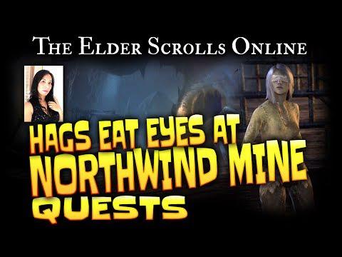 Elder Scrolls Online: Quests - Northwind Mine