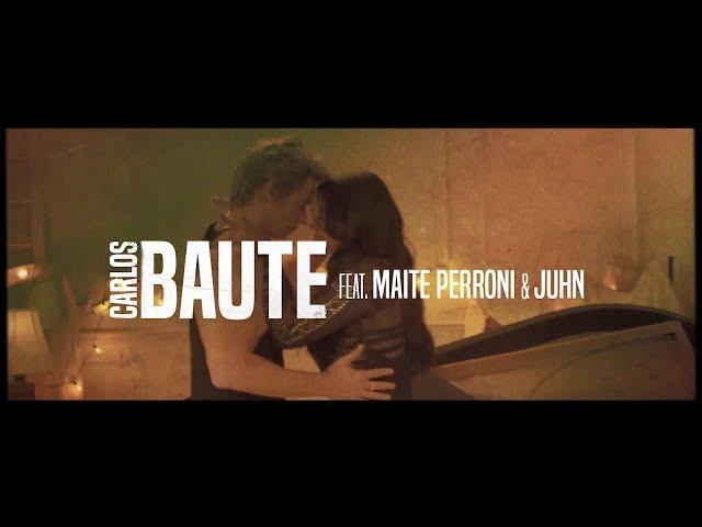 Carlos Baute - Quién es ese Feat Maite Perroni
