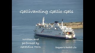 Gallivanting Gallic Girls