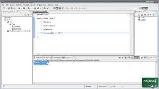 Java #2 Types et attributs