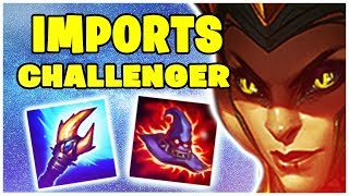 CHALLENGER IMPORTS - Best Of Noway4u Twitch Highlights LoL