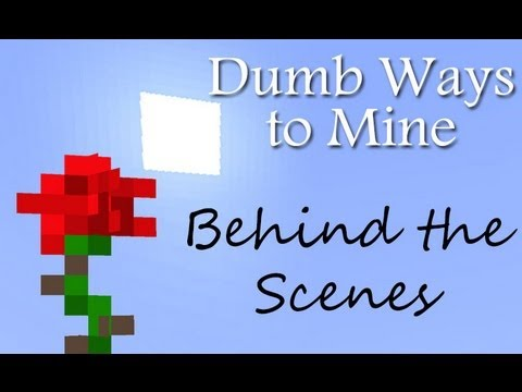 Bloopers/Behind the Scenes of Dumb Ways to Mine