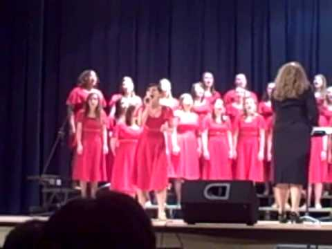 Bridge Over Troubled Water - Solo For Choir !
