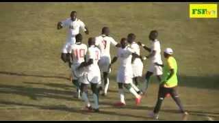 Buts du match Madagascar -  Sénégal  (2- 2)
