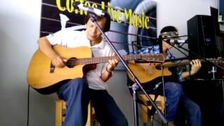 Guitar live music - Bụi cafe