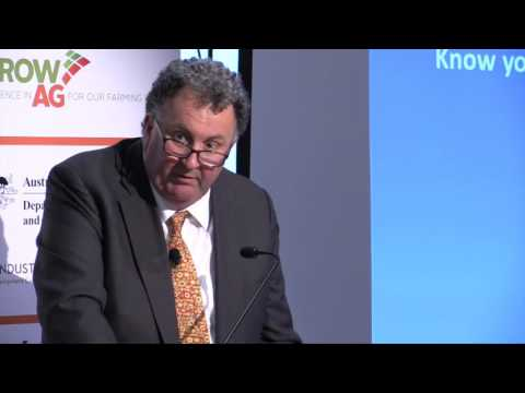 GrowAg 2016: Panel Discussion 'The Transformation of Australian agribusiness'