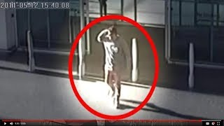 5 Mysterious Things Caught On CCTV Surveillance Camera