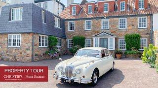 Historical property in prime Jersey location. Christie's | Hunt Estates