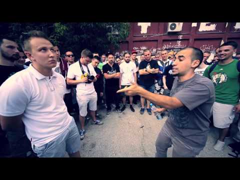 Rap Skillz - Rap Battle - Arot VS Random