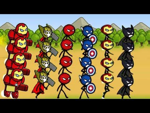 Civil War Superhero - Hero Wars #15