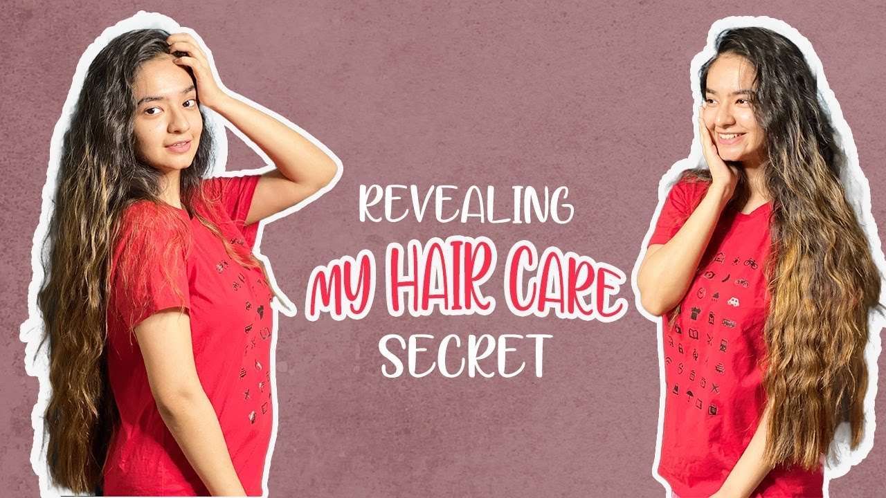 Revealing My Hair Care Secret | Hair Care Routine | Long, Shiny And Healthy Hair | Anushka Sen