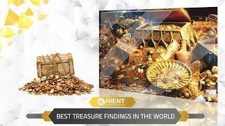 13 Best Treasure Findings in The World