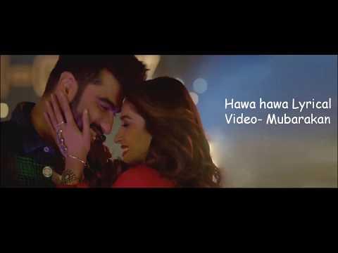 Hawa Hawa Full Song | Lyrical Video |...