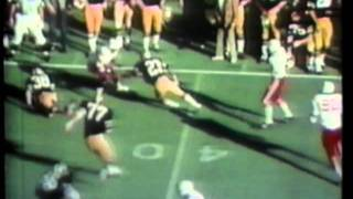 1972 Nebraska vs Colorado Game Highlights. Johnny Rodgers on way to winning the Heisman Trophy