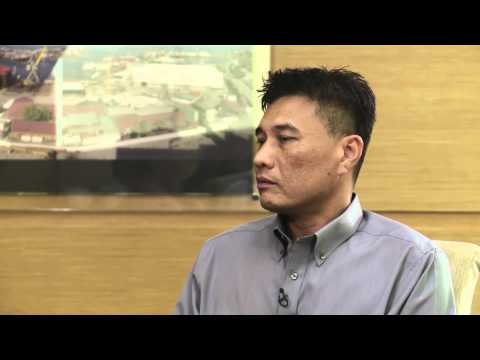 NDR 2014: Interview with Abu Bakar (Keppel)