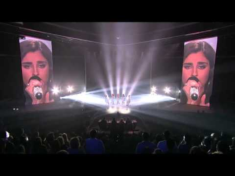 Fifth Harmony Set Fire To The Rain   THE X FACTOR USA 2012