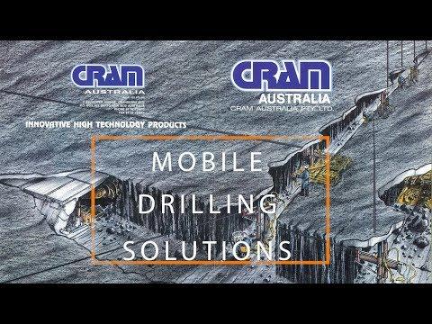CRAM Australia - Mobile Drilling Solutions