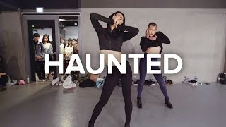 Haunted - Stwo ft. Sevdaliza Lia Kim Choreography