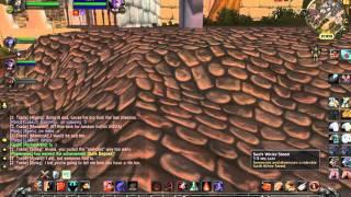 World of Warcraft Cataclysm Glitch!! [Patch 4.1]