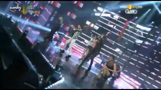 130131 I love you - 2NE1 Seoul Music Award