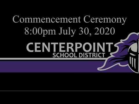 Centerpoint School Graduation