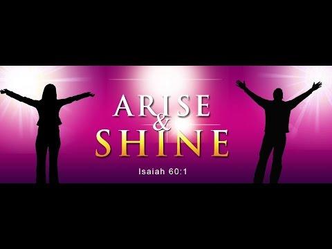 15-01-2017 ARAISE AND SHINE