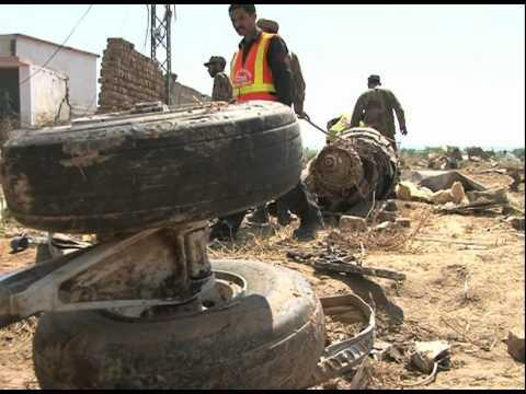 Bhoja Air-crash Investigative Report