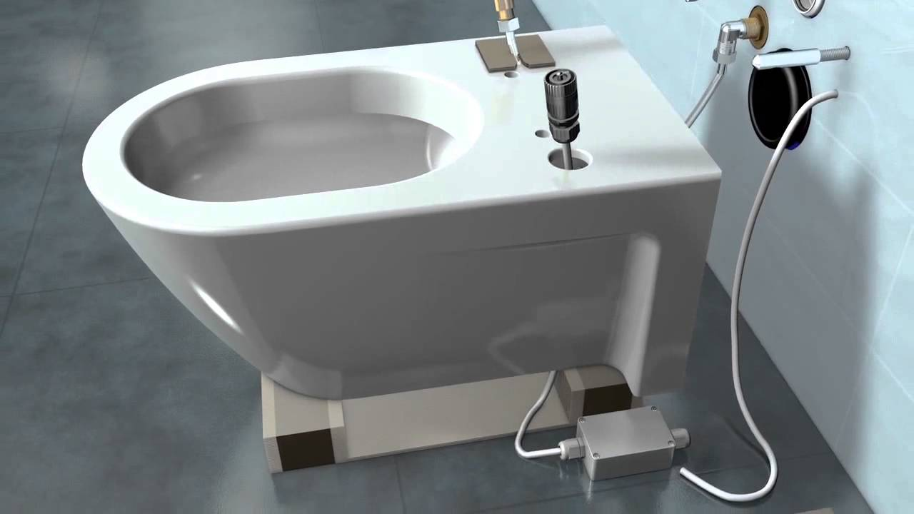 duravit sensowash montaj vas wc suspendat youtube. Black Bedroom Furniture Sets. Home Design Ideas