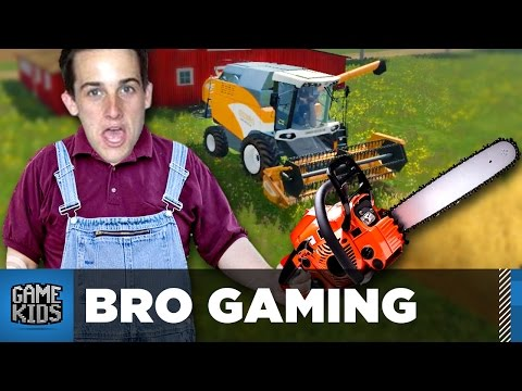 Old McJordan - Farming Simulator - Bro Gaming