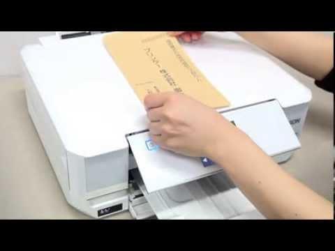 手差し給紙を使って封筒に印刷する (エプソン EP-808A,EP-978A3,EP-807A,EP-907F,EP-977A3,EP-805A,EP-806A) NPD5050