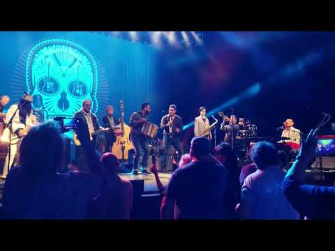 The Mavericks, 'Bring Me Down', MAYO PAC, Morristown, NJ 7.17.18
