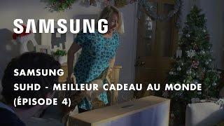 Samsung SERIF TV - Meilleur cadeau au monde (épisode 4)