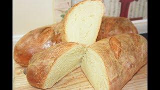 Батон домашний в духовке рецепт. Как приготовить хлеб в домашних условиях.Белый хлеб в духовке