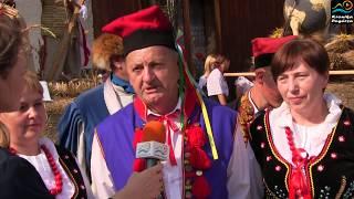 XIX Dożynki Województwa Małopolskiego w Bobowej