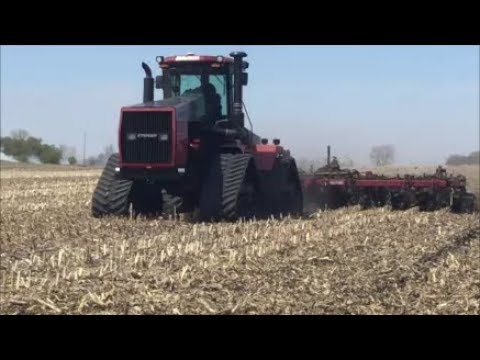 Salford Tillage Tool In Action