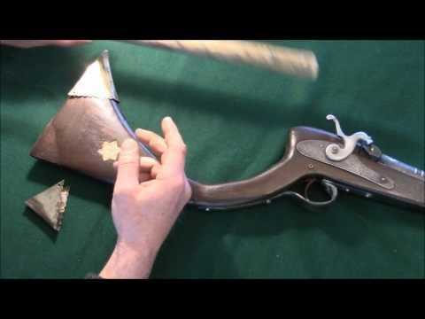 Jezail Restoration video 8