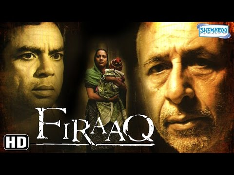 Firaaq HD  Naseeruddin Shah  Paresh Rawal  Deepti Naval  Best Hindi Film With Eng Subtitles