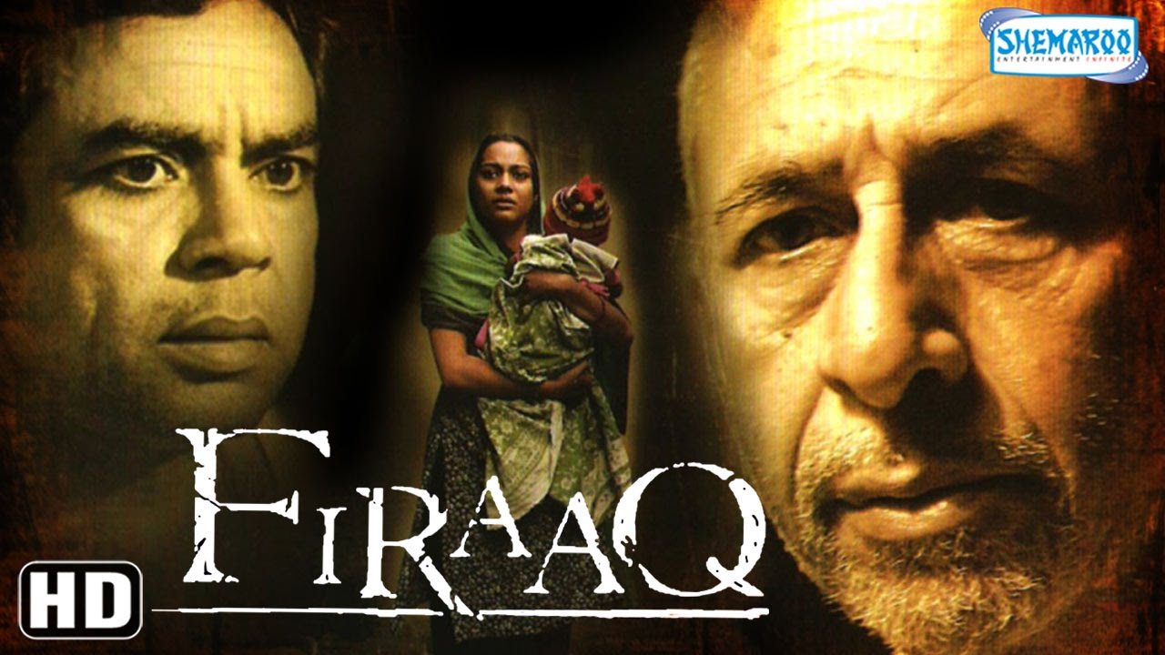 Download Firaaq {HD} - Naseeruddin Shah - Paresh Rawal - Deepti Naval - Best Hindi Film- (With Eng Subtitles)